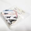 【レビュー】セリア【マスキングテープ 猫と足跡】マステの猫の新作!(*´ω`*)